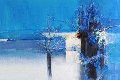447 | Kleiner Lichtblick | 130 x 100 cm