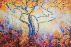 901 | Herbstlich| 120 x 80 cm