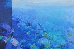 933 I Lavendelfeld I 120 x 50 cm