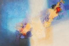 939 I Die Nebel lichten sich I 90 x 120 cm